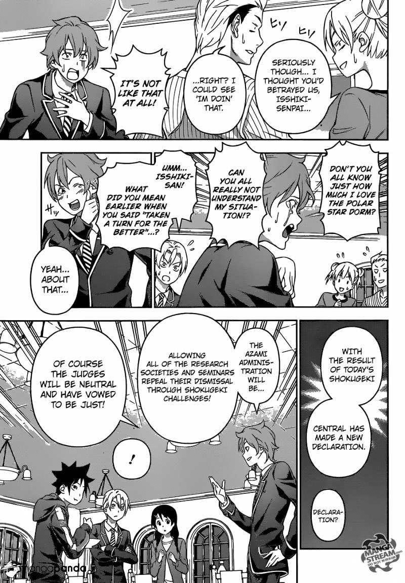 Shokugeki no Soma Chapter 149  Online Free Manga Read Image 8