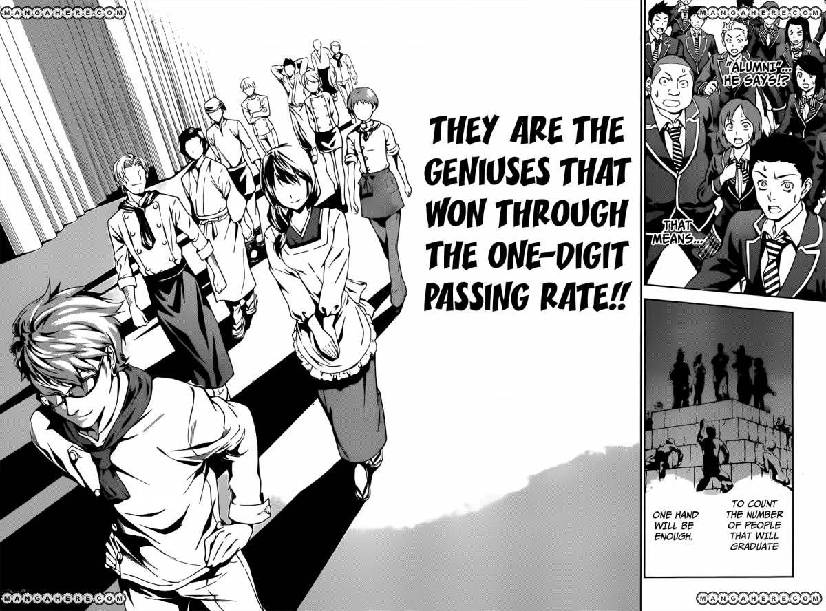 Shokugeki no Soma Chapter 15  Online Free Manga Read Image 11