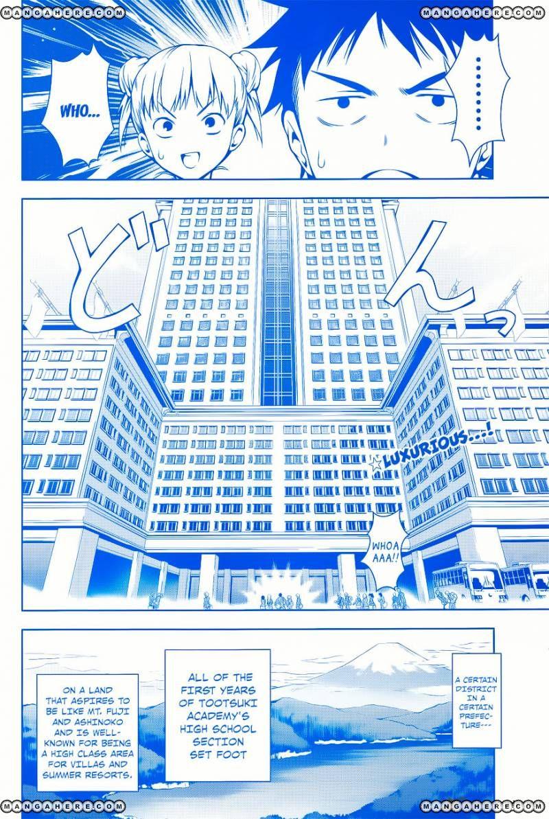 Shokugeki no Soma Chapter 15  Online Free Manga Read Image 5