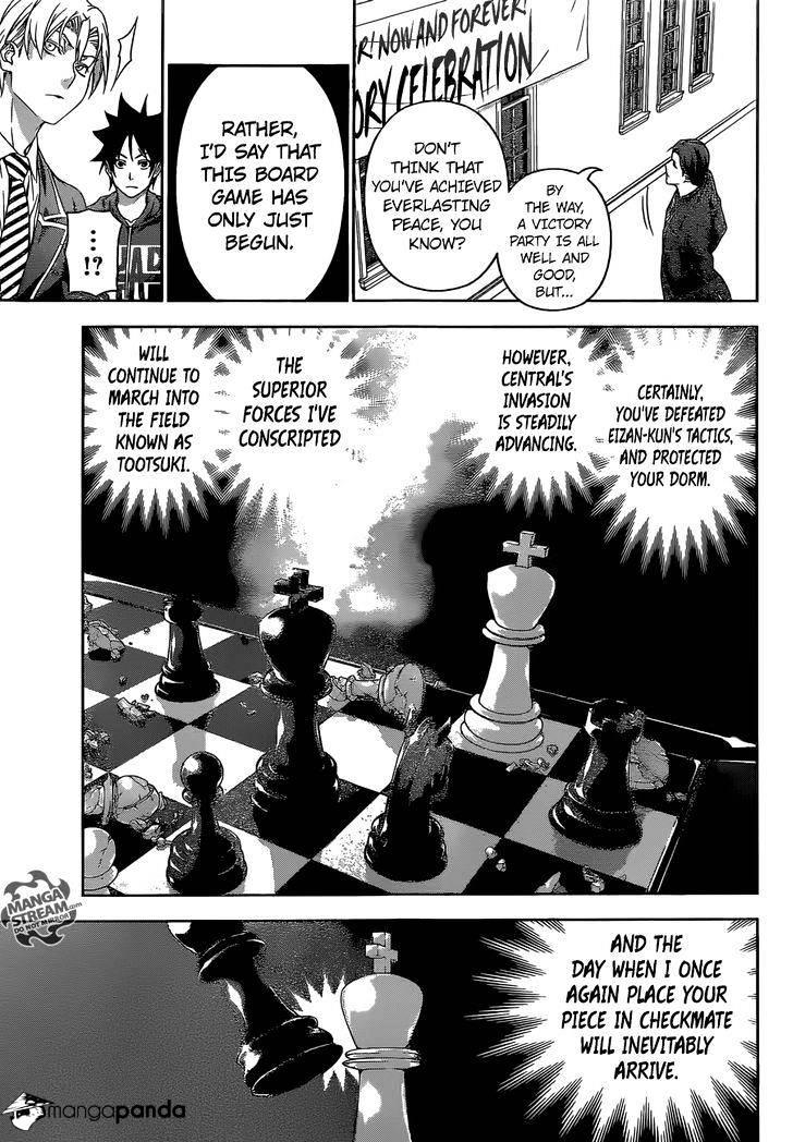 Shokugeki no Soma Chapter 150  Online Free Manga Read Image 12