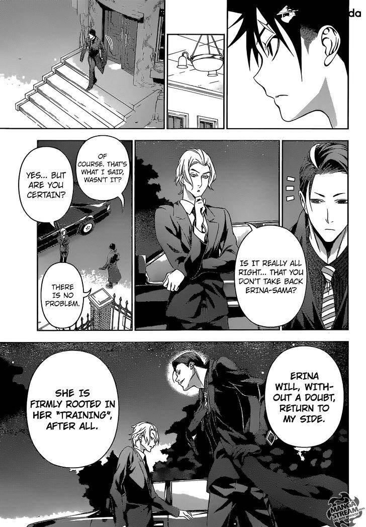Shokugeki no Soma Chapter 150  Online Free Manga Read Image 14