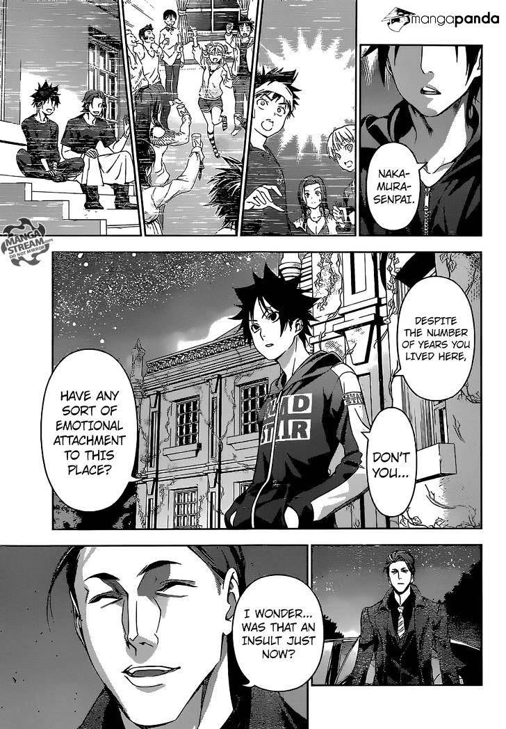 Shokugeki no Soma Chapter 150  Online Free Manga Read Image 16