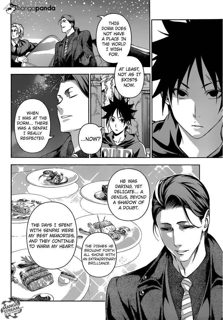 Shokugeki no Soma Chapter 150  Online Free Manga Read Image 17