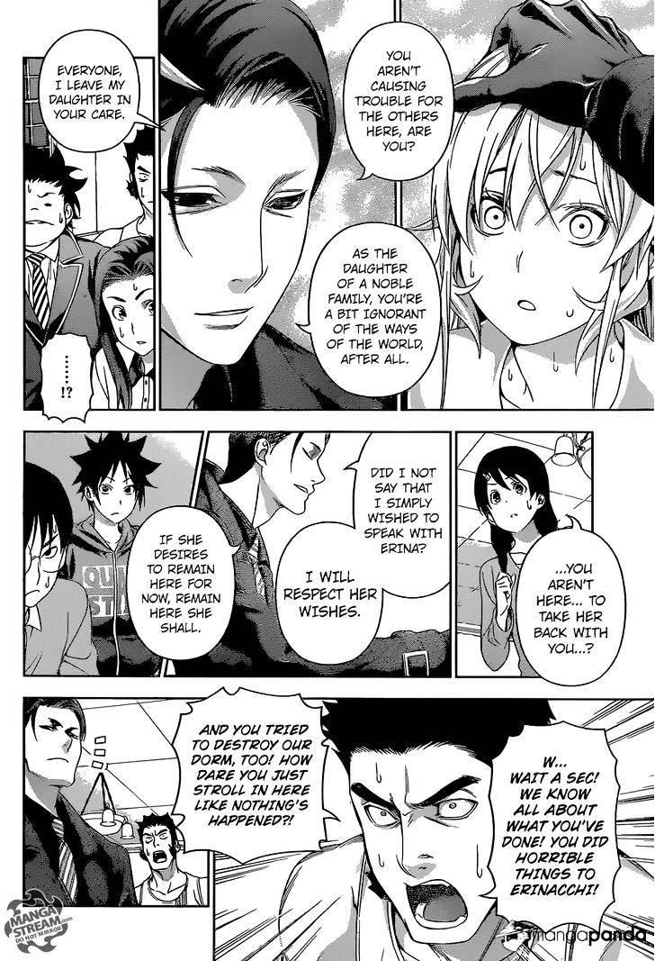 Shokugeki no Soma Chapter 150  Online Free Manga Read Image 7