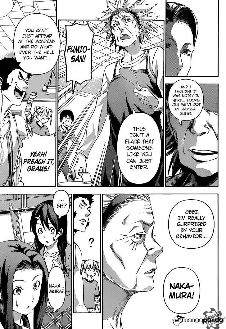 Shokugeki no Soma Chapter 150  Online Free Manga Read Image 8