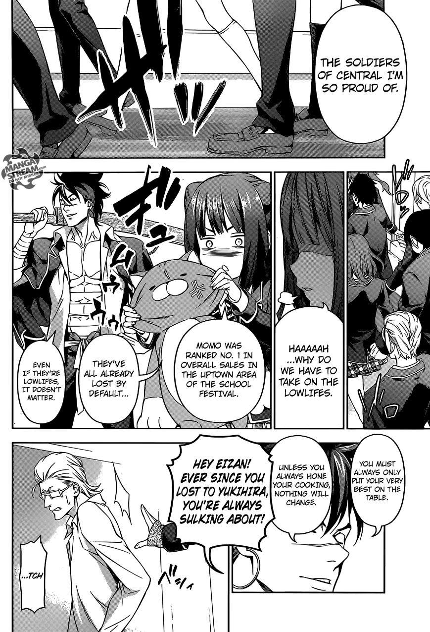 Shokugeki no Soma Chapter 151  Online Free Manga Read Image 18