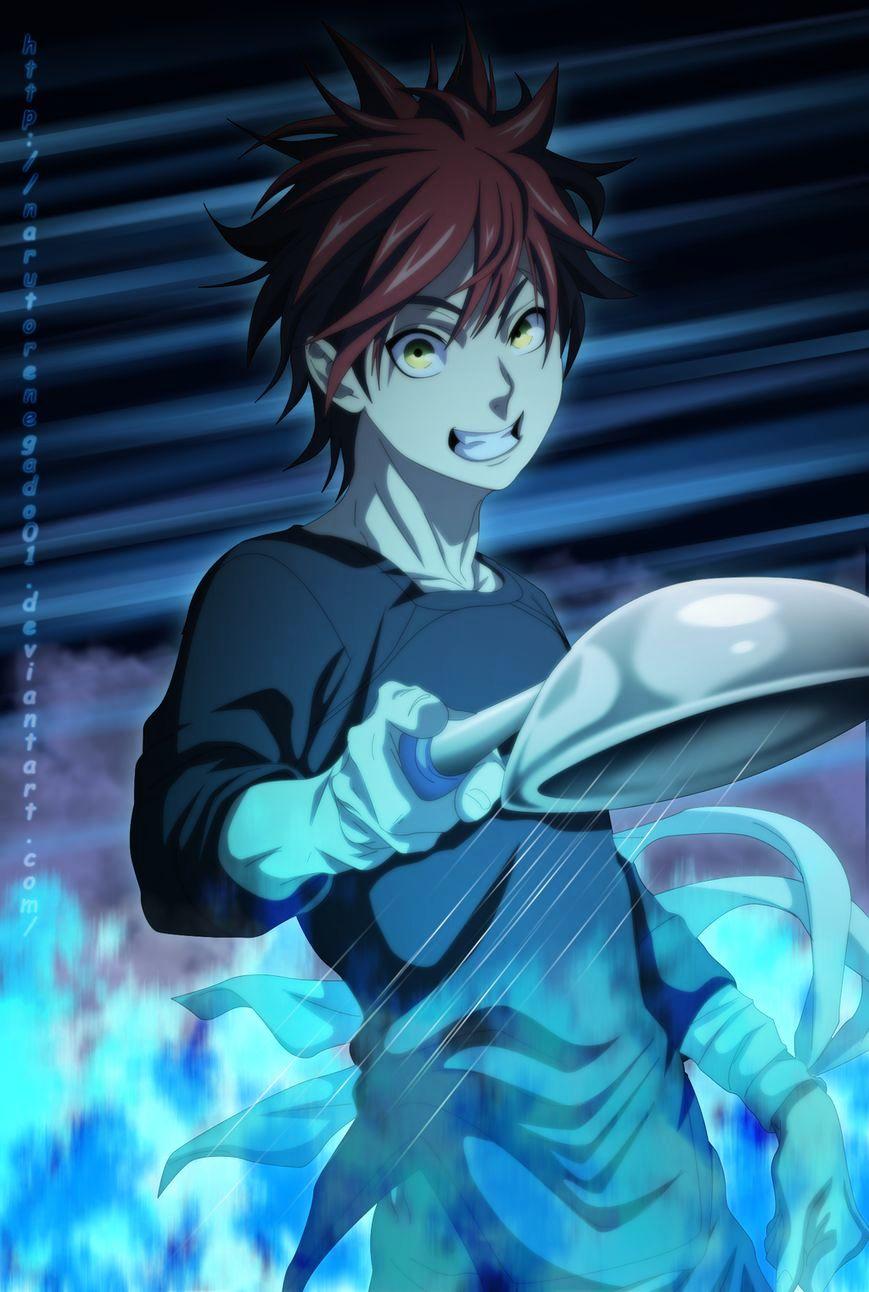 Shokugeki no Soma Chapter 151  Online Free Manga Read Image 21