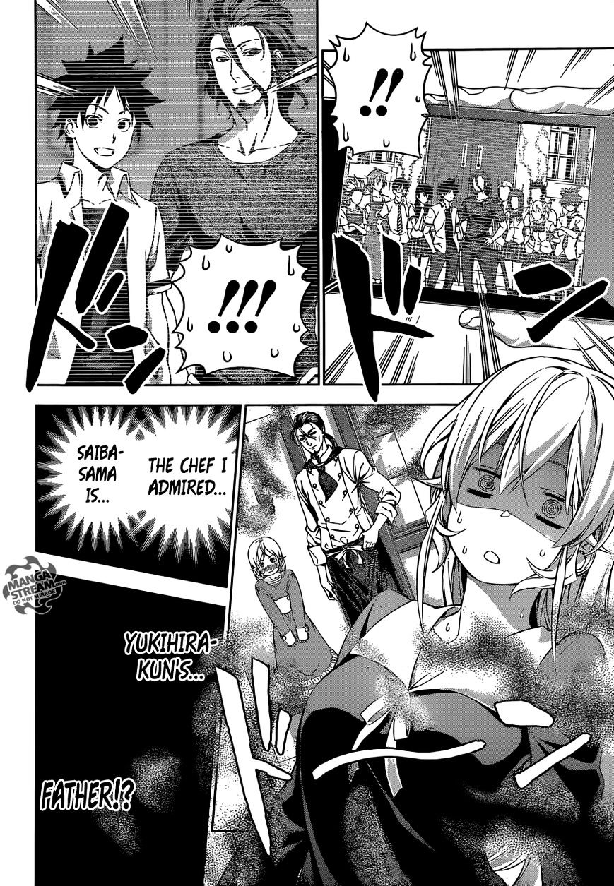 Shokugeki no Soma Chapter 151  Online Free Manga Read Image 6