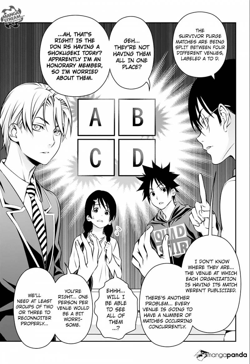 Shokugeki no Soma Chapter 152  Online Free Manga Read Image 13