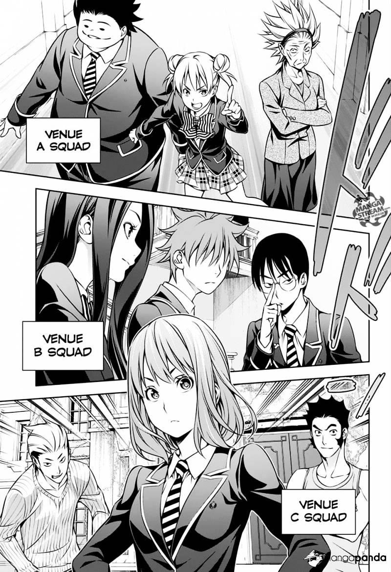 Shokugeki no Soma Chapter 152  Online Free Manga Read Image 20