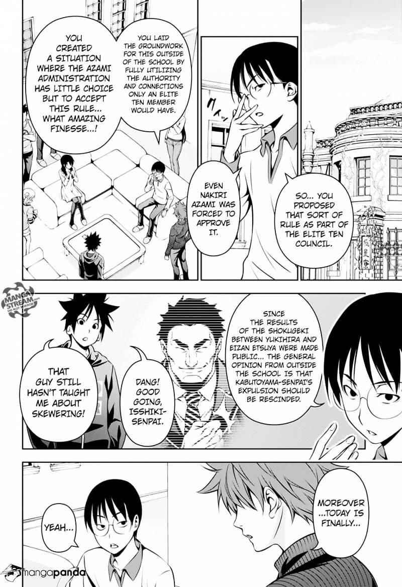 Shokugeki no Soma Chapter 152  Online Free Manga Read Image 8