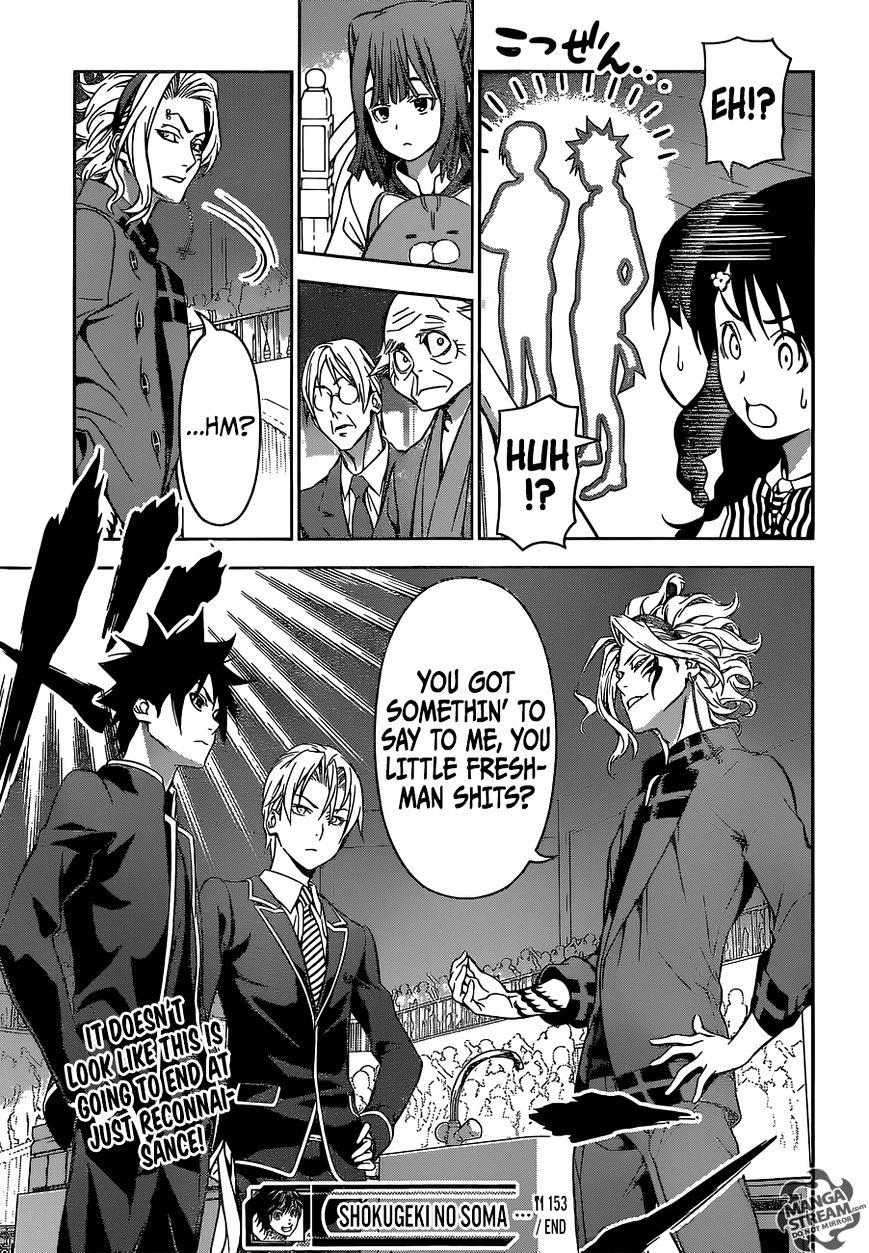 Shokugeki no Soma Chapter 153  Online Free Manga Read Image 22
