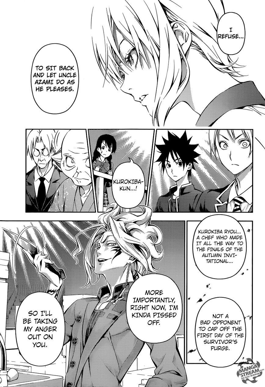 Shokugeki no Soma Chapter 154  Online Free Manga Read Image 18