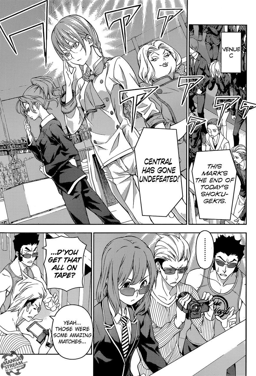 Shokugeki no Soma Chapter 154  Online Free Manga Read Image 4
