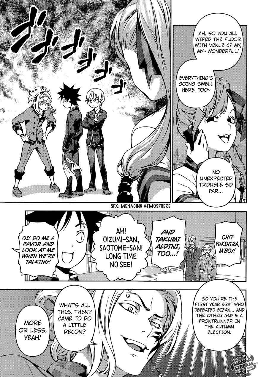 Shokugeki no Soma Chapter 154  Online Free Manga Read Image 6