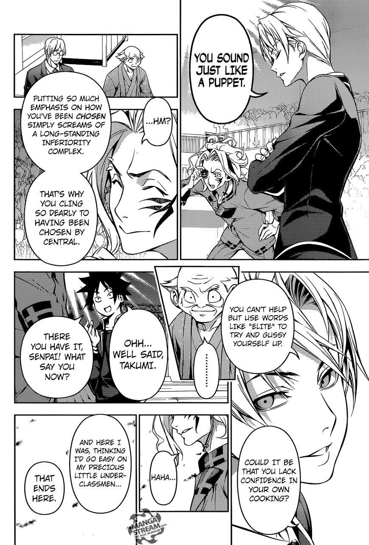 Shokugeki no Soma Chapter 154  Online Free Manga Read Image 9