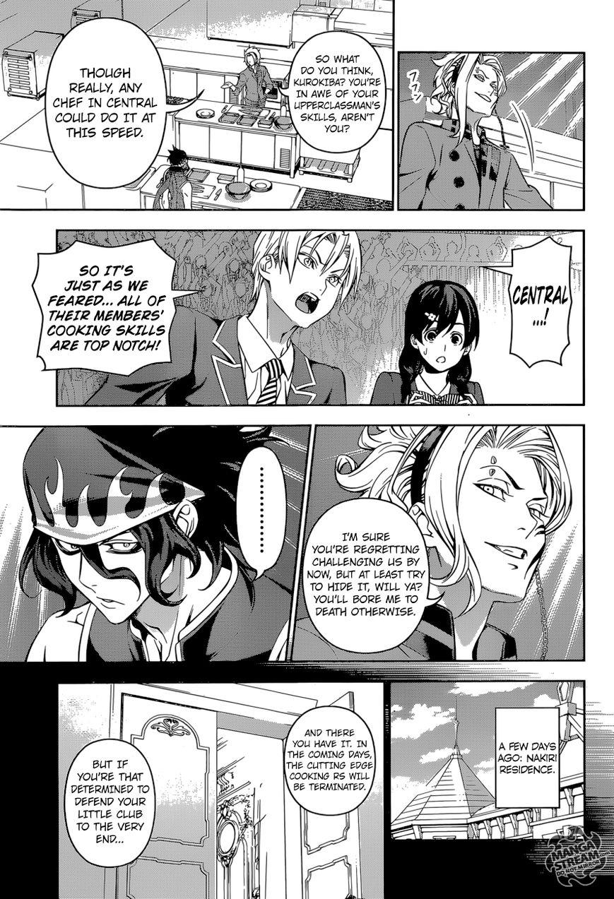 Shokugeki no Soma Chapter 155  Online Free Manga Read Image 10