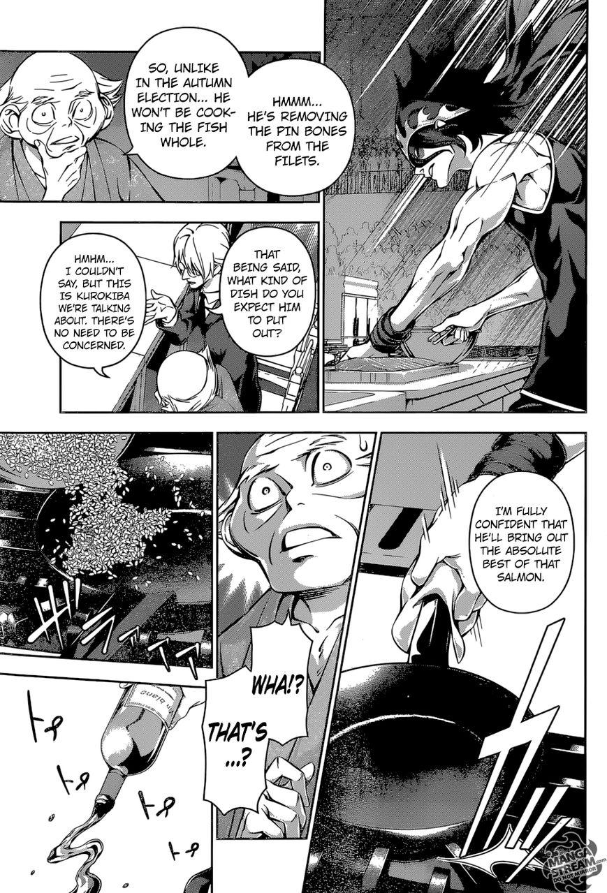Shokugeki no Soma Chapter 155  Online Free Manga Read Image 14