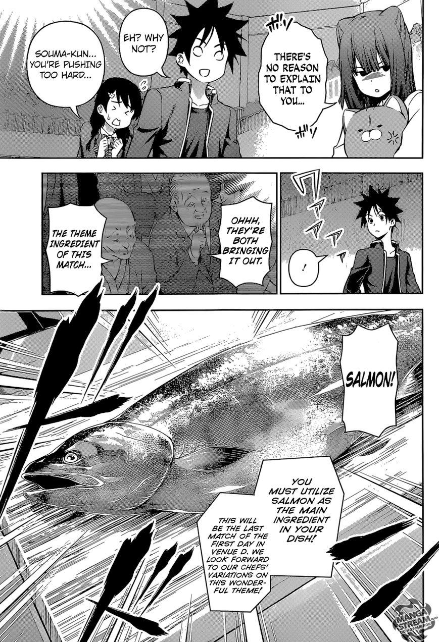 Shokugeki no Soma Chapter 155  Online Free Manga Read Image 4
