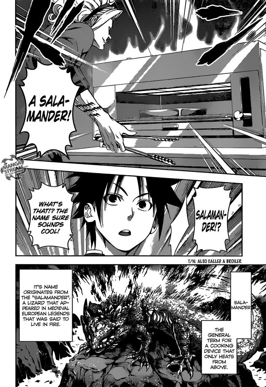 Shokugeki no Soma Chapter 156  Online Free Manga Read Image 17