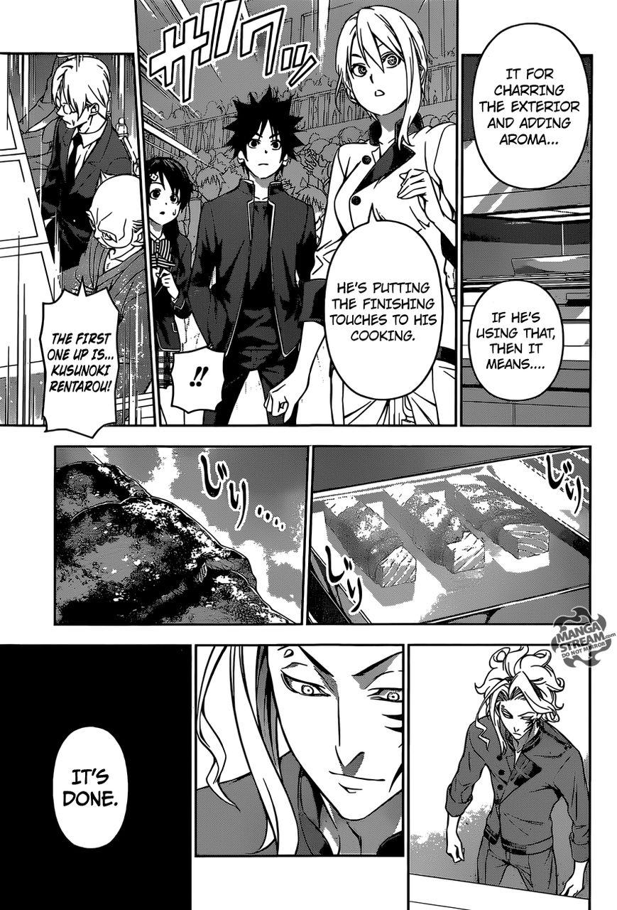 Shokugeki no Soma Chapter 156  Online Free Manga Read Image 18