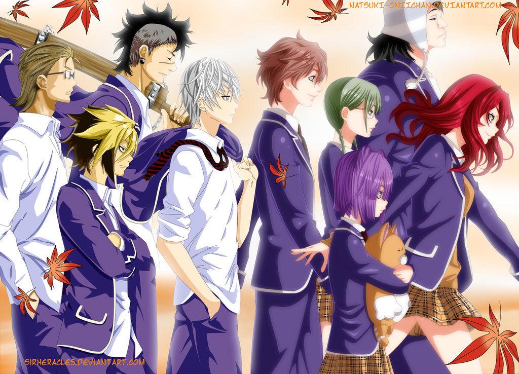 Shokugeki no Soma Chapter 156  Online Free Manga Read Image 21