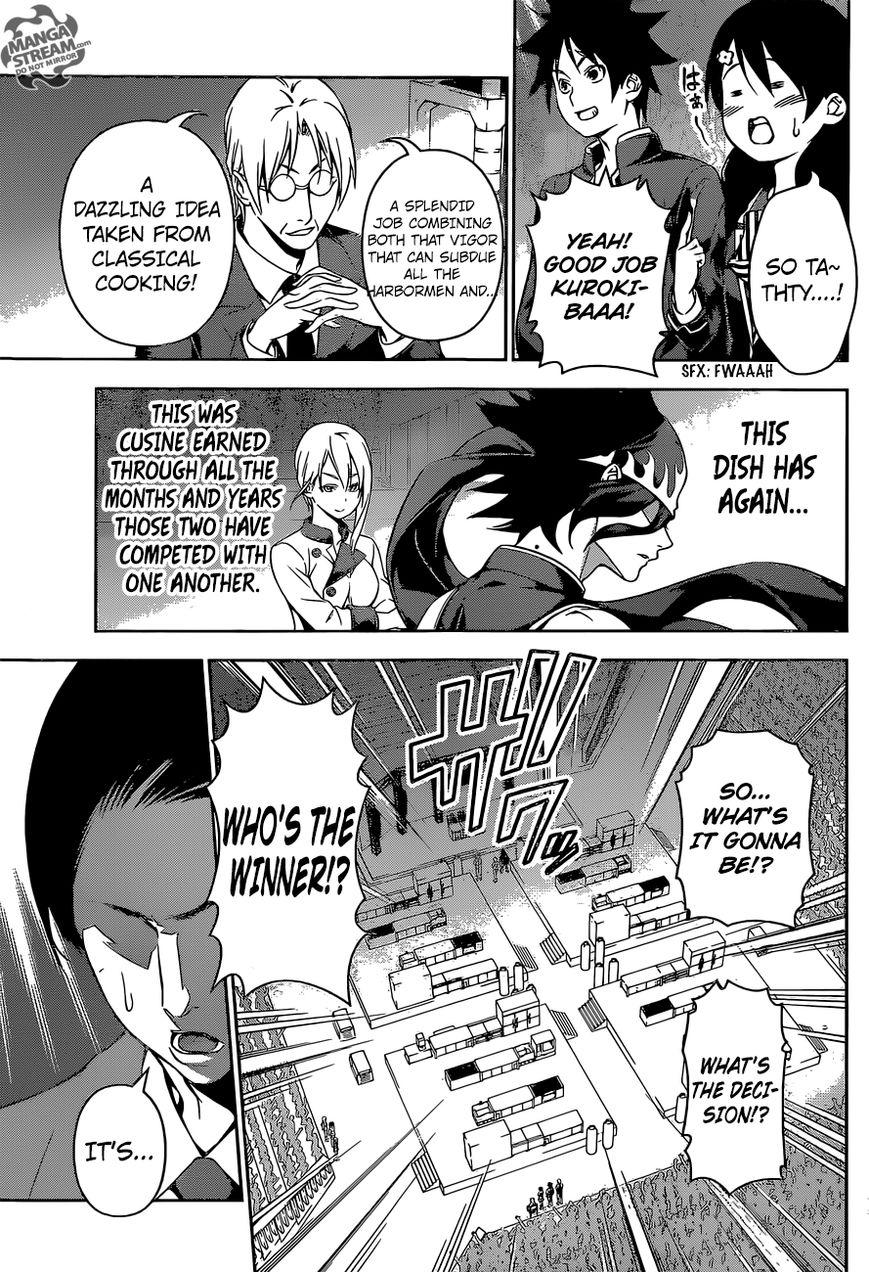 Shokugeki no Soma Chapter 157  Online Free Manga Read Image 18