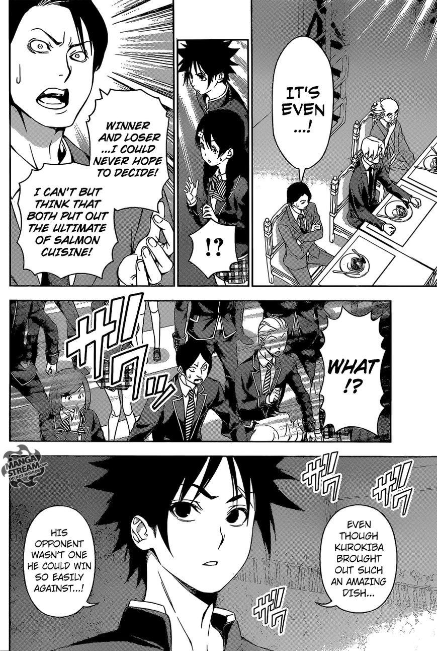 Shokugeki no Soma Chapter 157  Online Free Manga Read Image 19