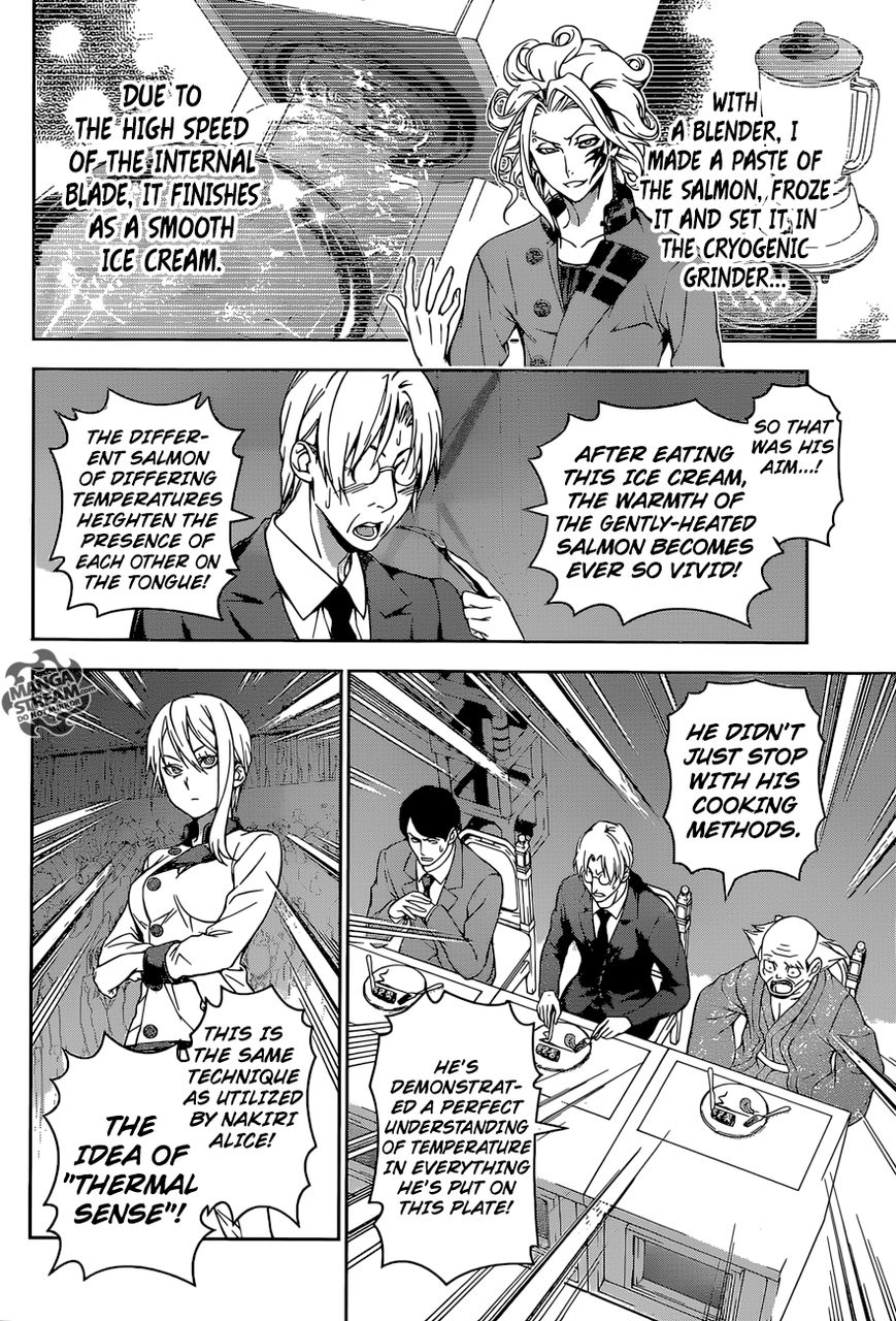 Shokugeki no Soma Chapter 157  Online Free Manga Read Image 7