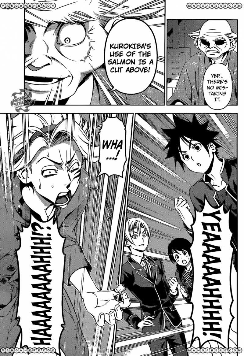 Shokugeki no Soma Chapter 158  Online Free Manga Read Image 13