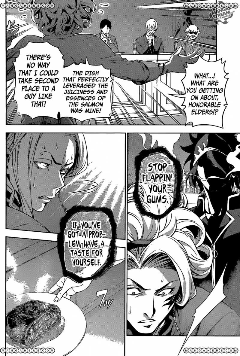 Shokugeki no Soma Chapter 158  Online Free Manga Read Image 14