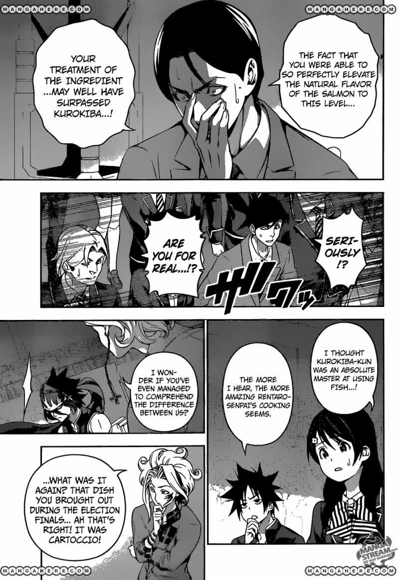 Shokugeki no Soma Chapter 158  Online Free Manga Read Image 7