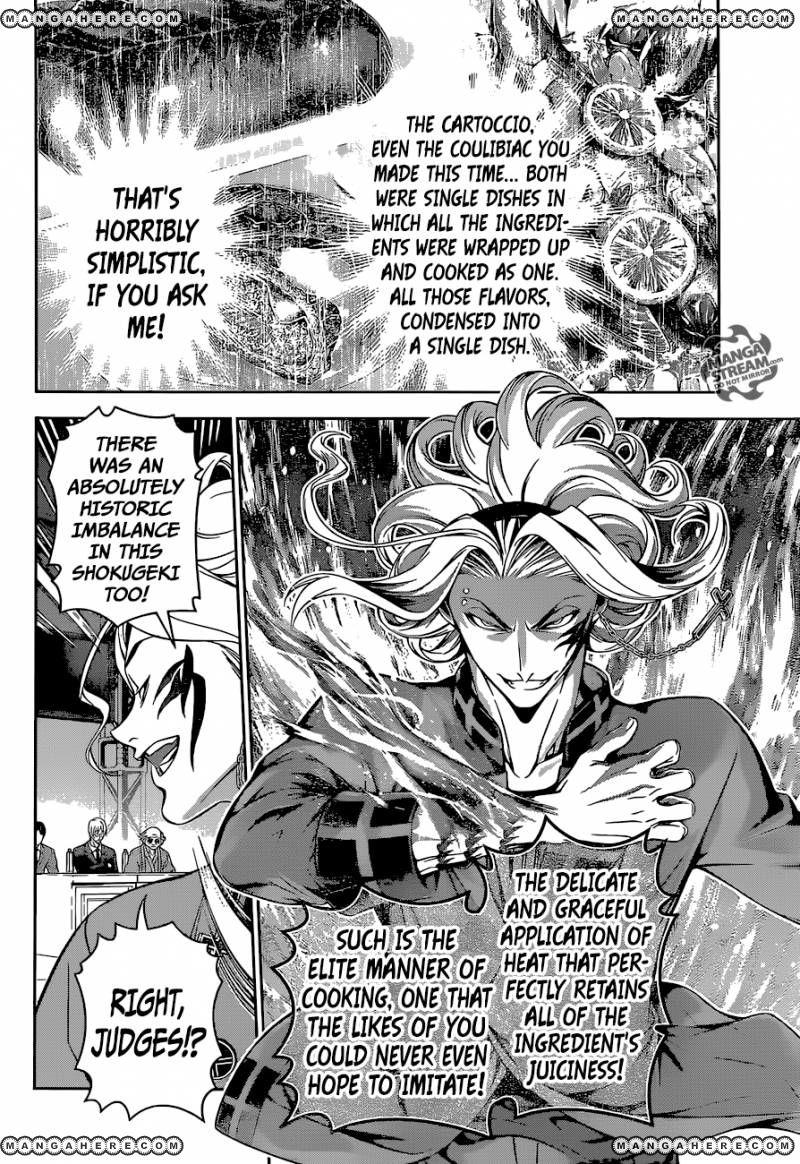 Shokugeki no Soma Chapter 158  Online Free Manga Read Image 8