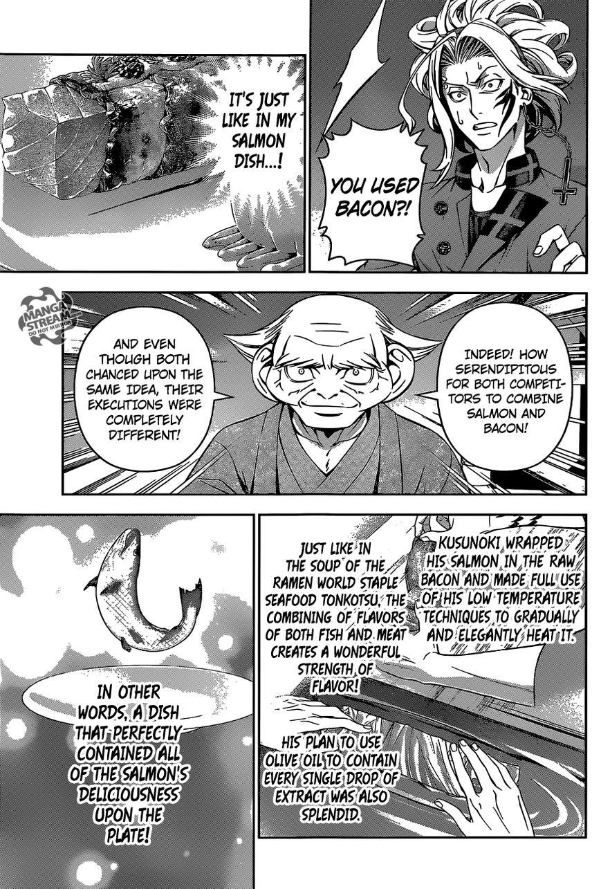 Shokugeki no Soma Chapter 159  Online Free Manga Read Image 10