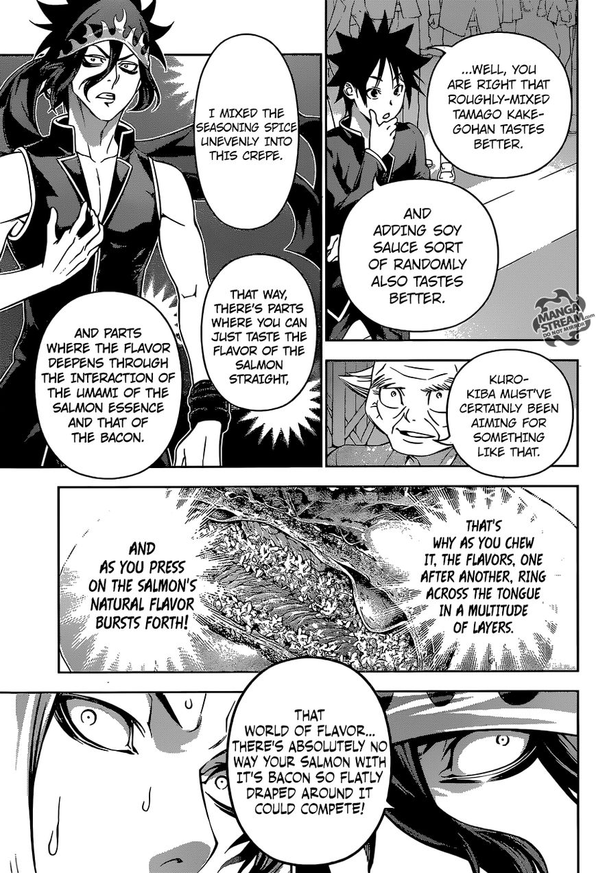 Shokugeki no Soma Chapter 159  Online Free Manga Read Image 12