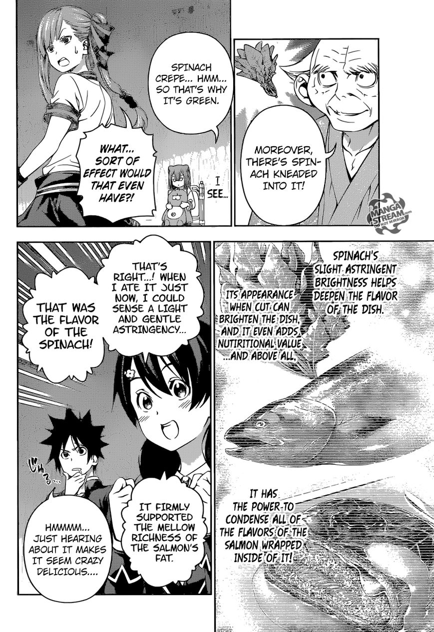 Shokugeki no Soma Chapter 159  Online Free Manga Read Image 7