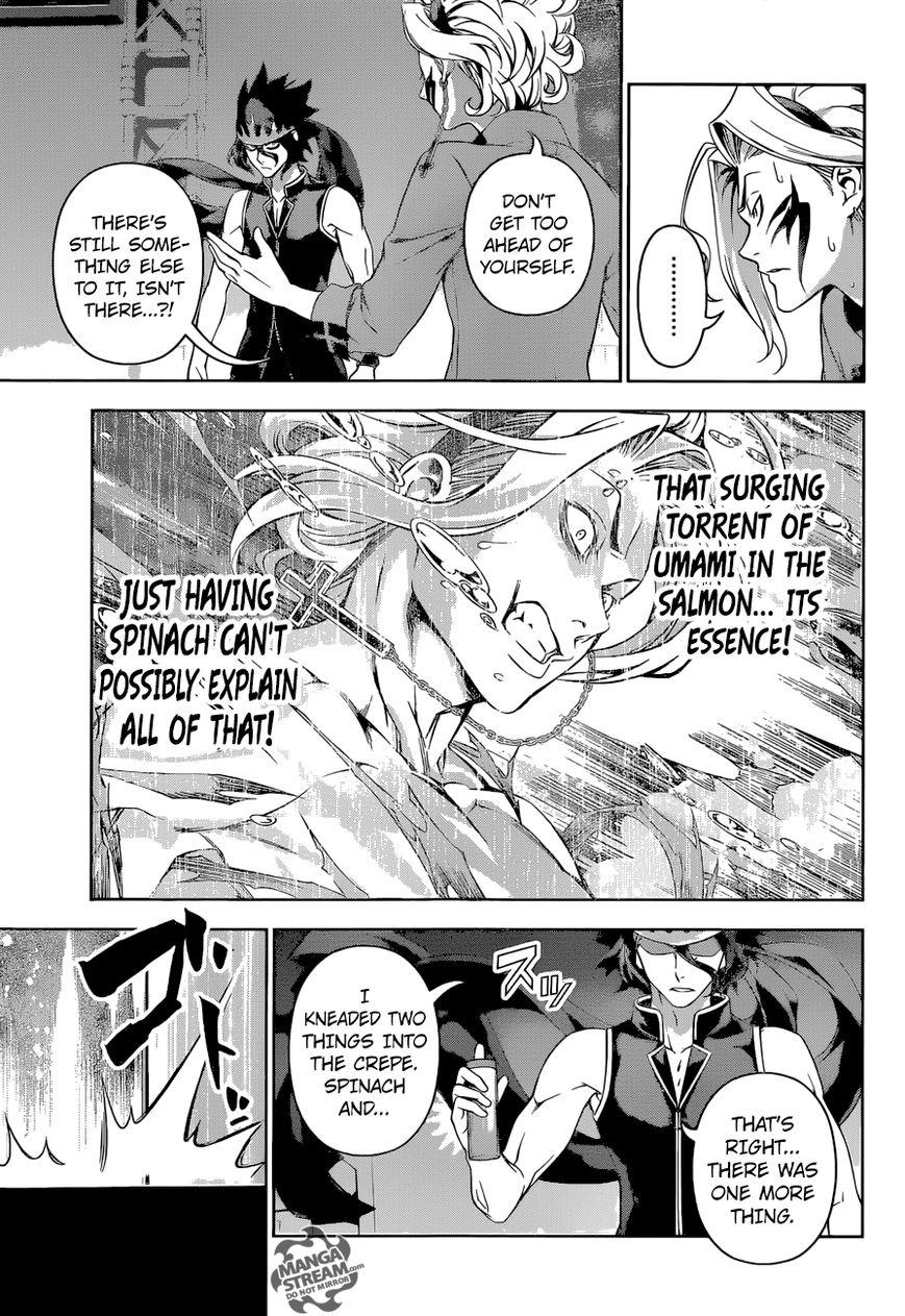 Shokugeki no Soma Chapter 159  Online Free Manga Read Image 8