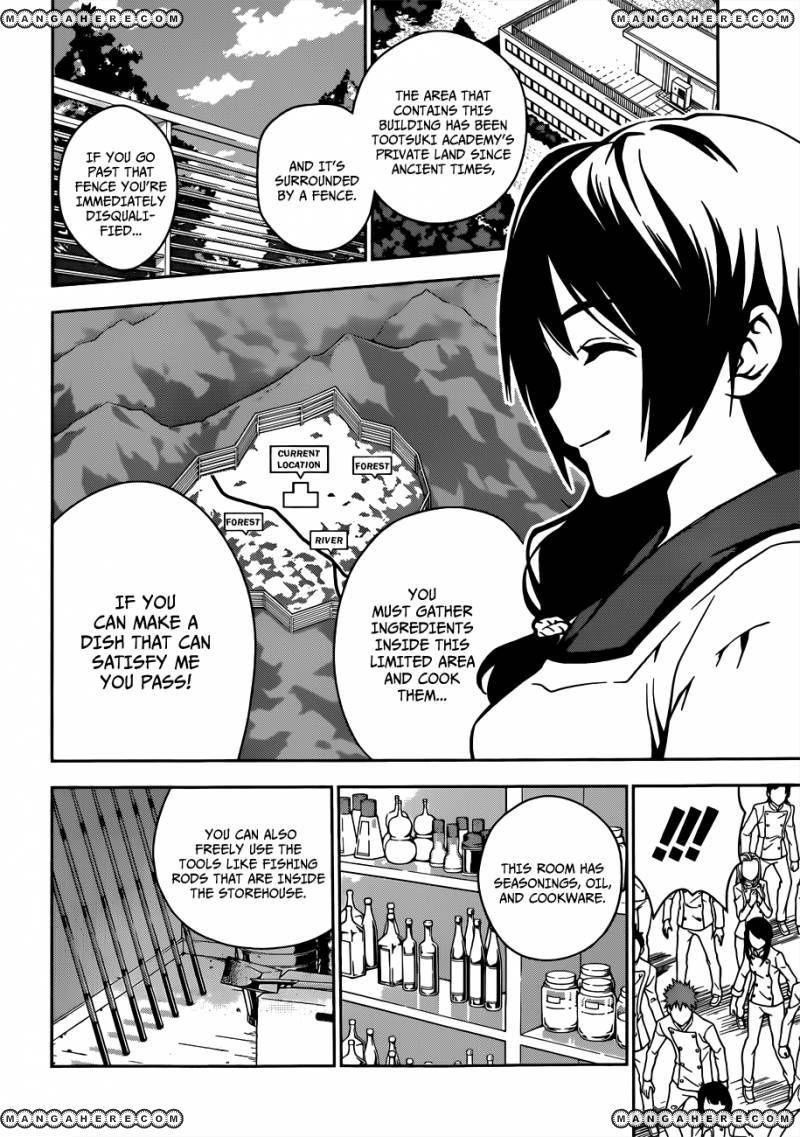Shokugeki no Soma Chapter 16  Online Free Manga Read Image 6