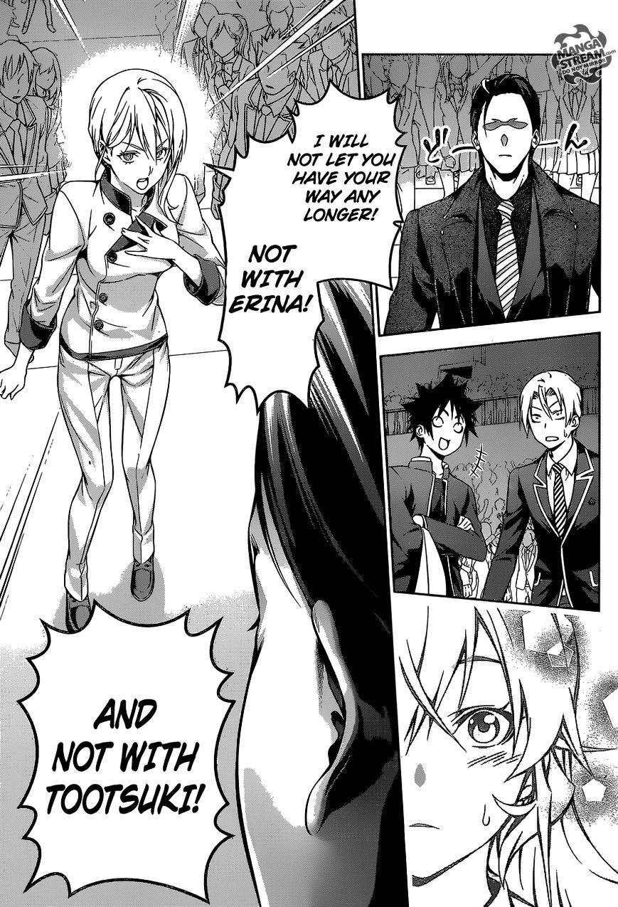 Shokugeki no Soma Chapter 160  Online Free Manga Read Image 16