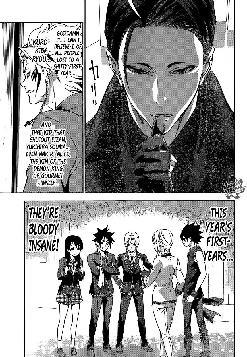 Shokugeki no Soma Chapter 160  Online Free Manga Read Image 18