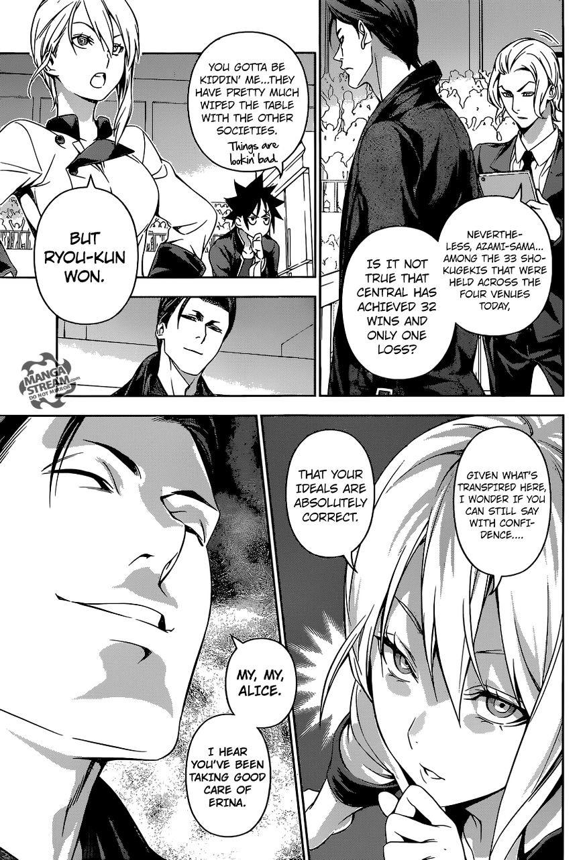 Shokugeki no Soma Chapter 160  Online Free Manga Read Image 4