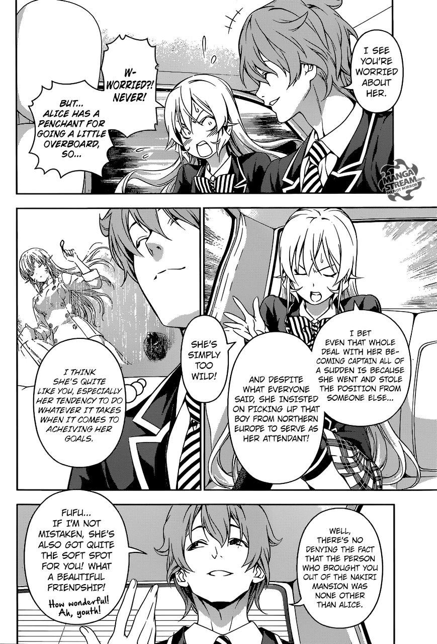 Shokugeki no Soma Chapter 160  Online Free Manga Read Image 7