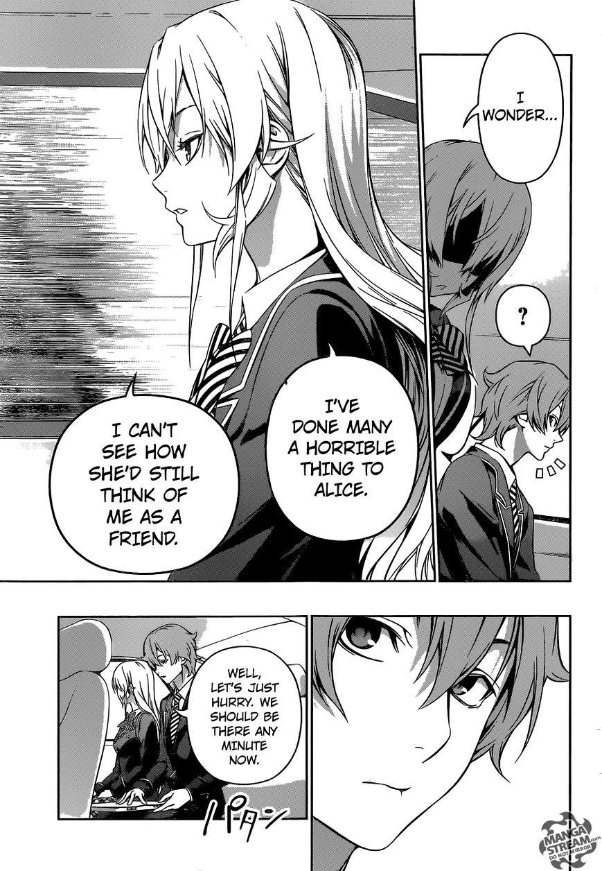 Shokugeki no Soma Chapter 160  Online Free Manga Read Image 8