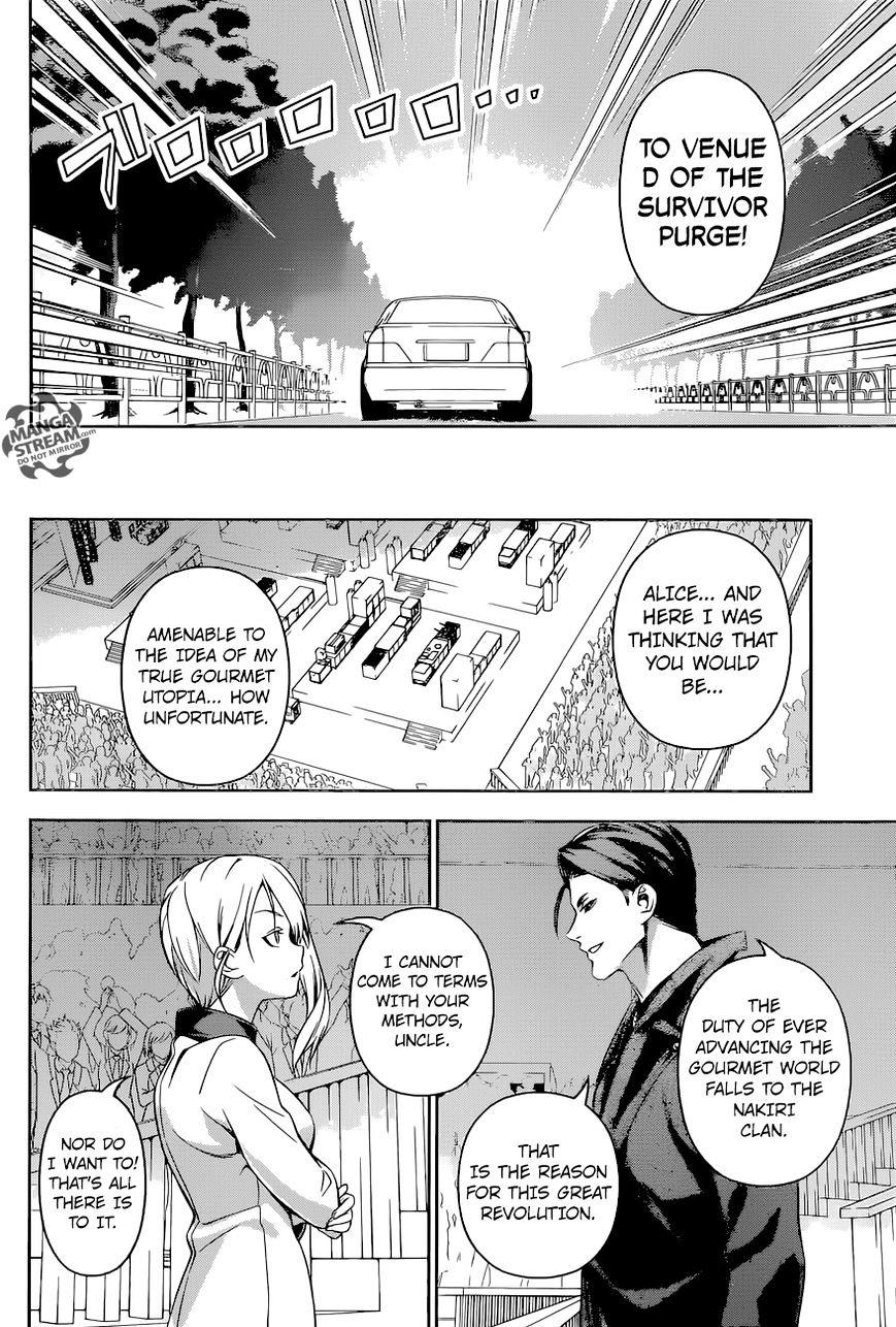 Shokugeki no Soma Chapter 160  Online Free Manga Read Image 9