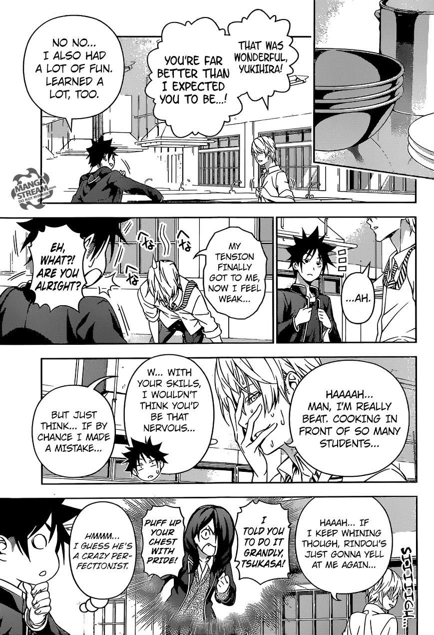 Shokugeki no Soma Chapter 161  Online Free Manga Read Image 18