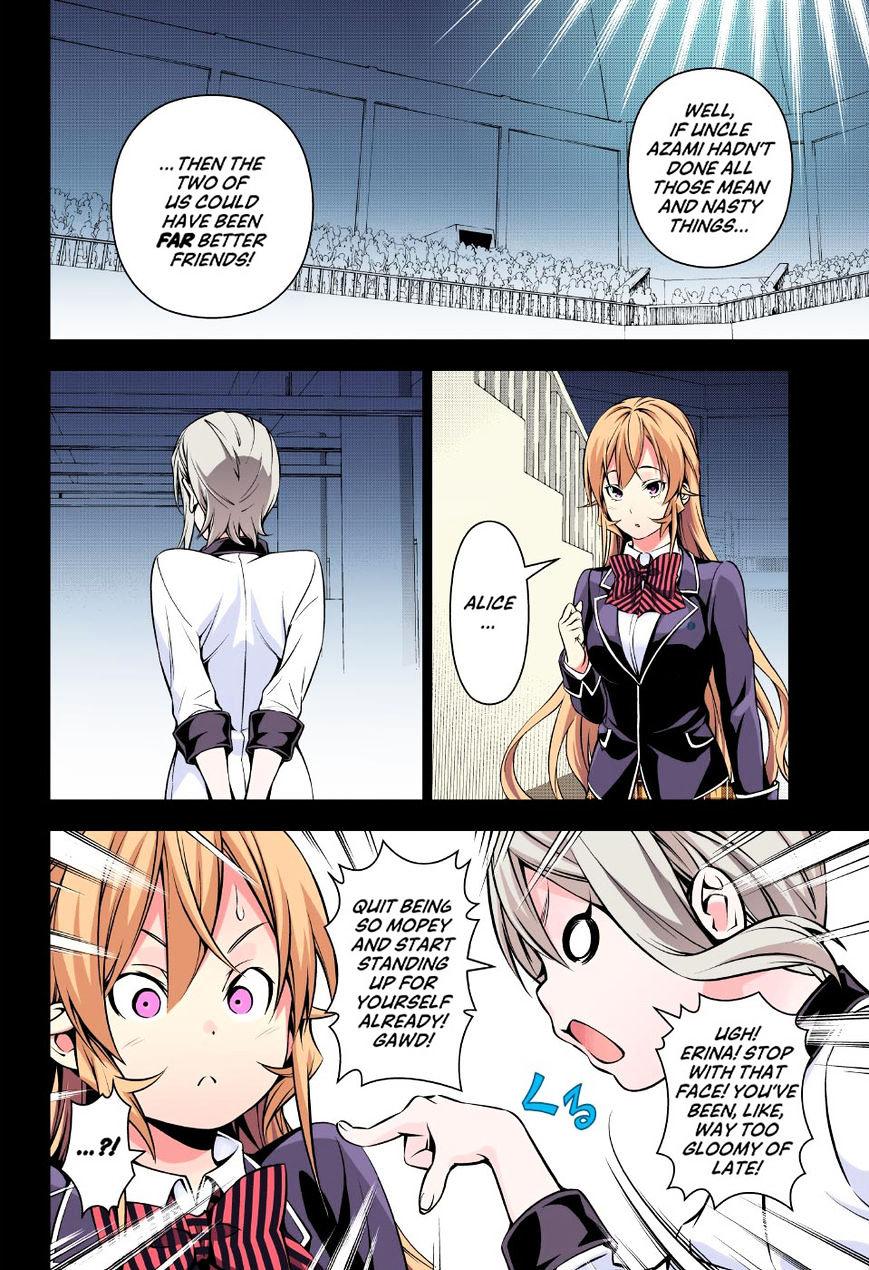 Shokugeki no Soma Chapter 162.1  Online Free Manga Read Image 7