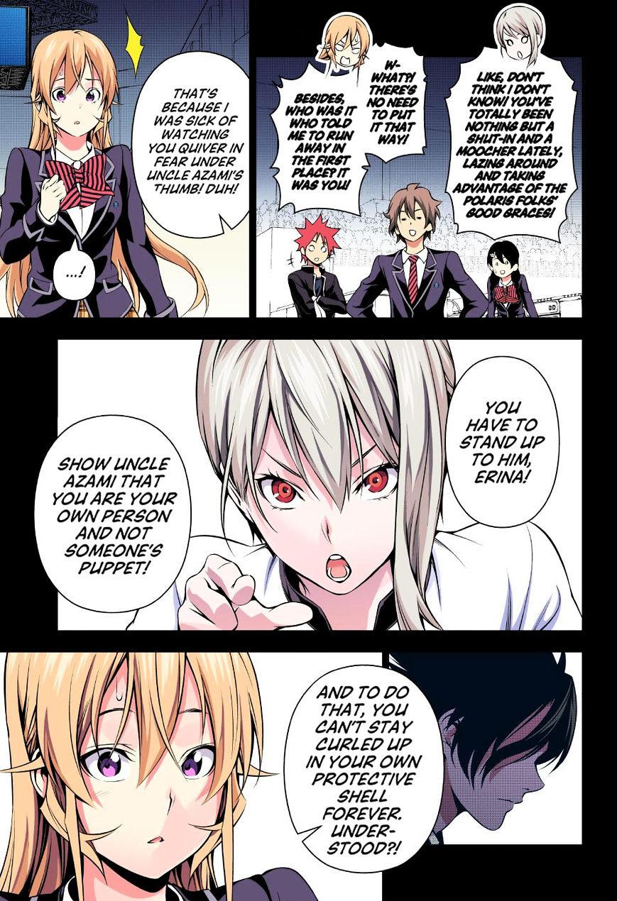 Shokugeki no Soma Chapter 162.1  Online Free Manga Read Image 8