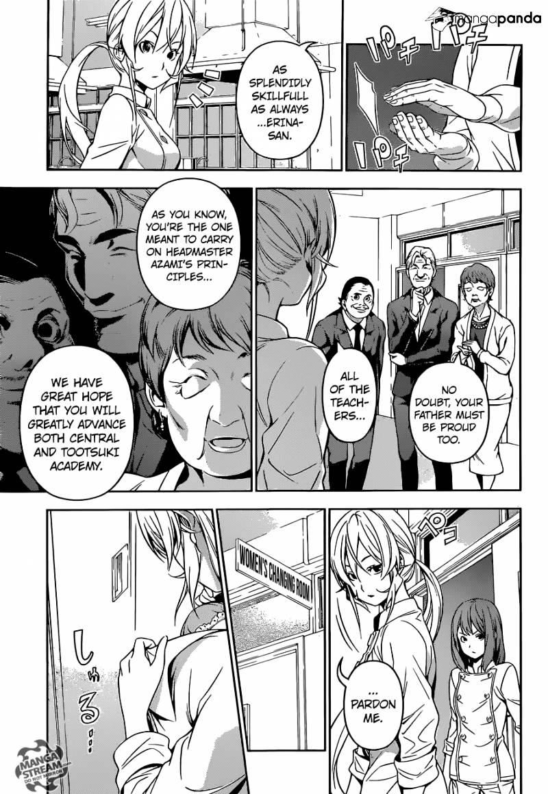 Shokugeki no Soma Chapter 162  Online Free Manga Read Image 11