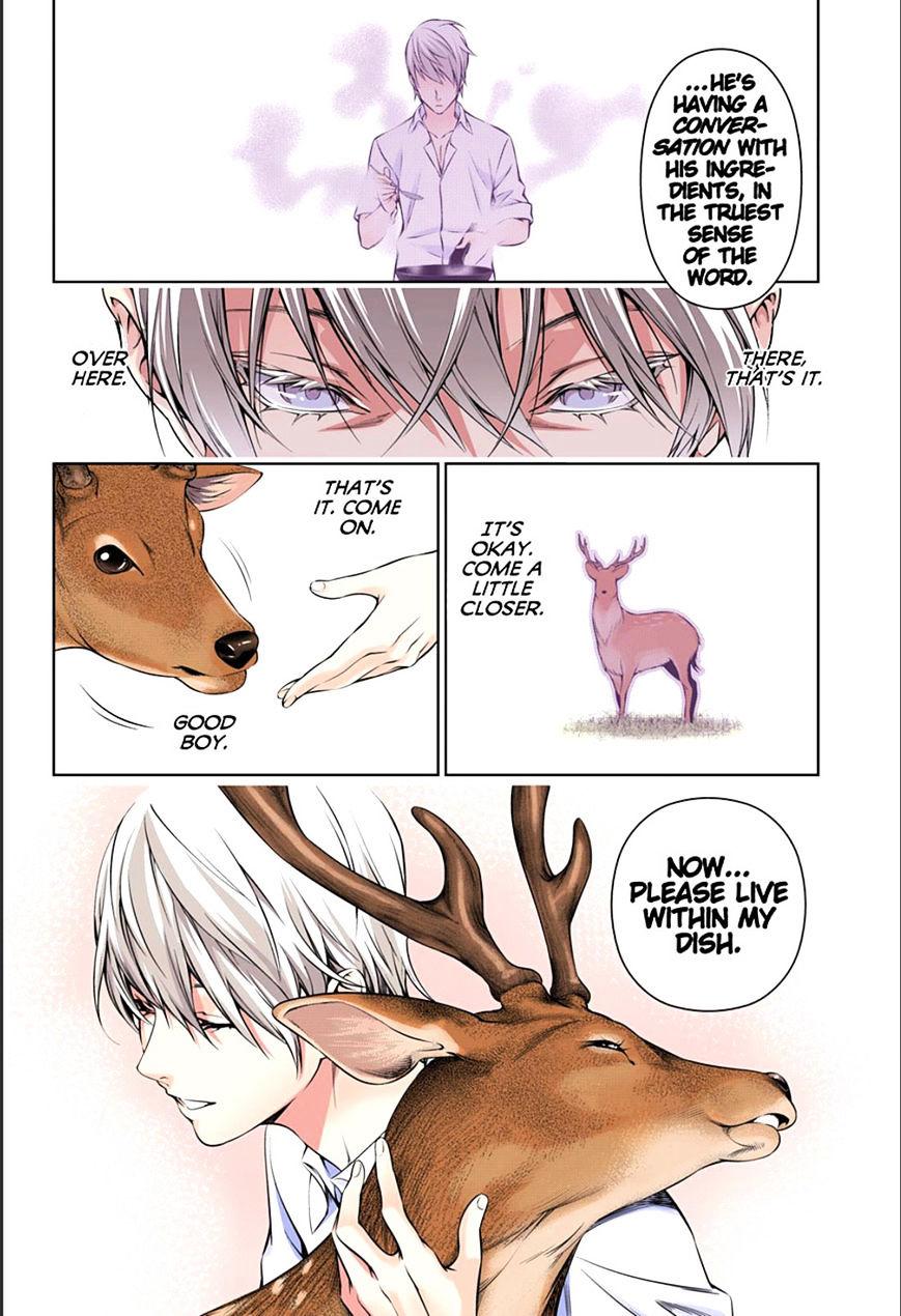 Shokugeki no Soma Chapter 163.1  Online Free Manga Read Image 12