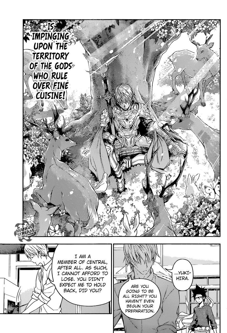 Shokugeki no Soma Chapter 163  Online Free Manga Read Image 15